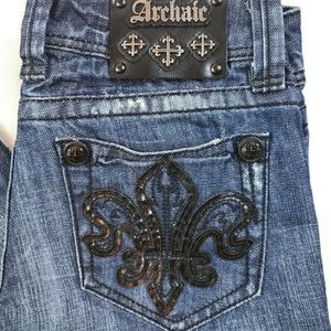 Archaic bootcut size 27 jeans